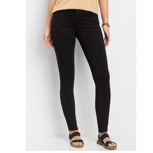 Flying Monkey Black Skinny Jeans